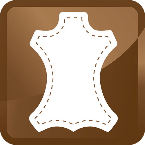 leather cleaning icon